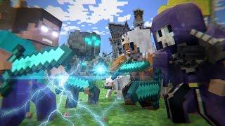 Download Mega Walls Deathmatch - Forsaken [Parts 1-3] - Minecraft Animation Video