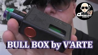 Download Bull Box Bottom Feeder by V'ARTE - LA NON MECCANICA da 146 W Video