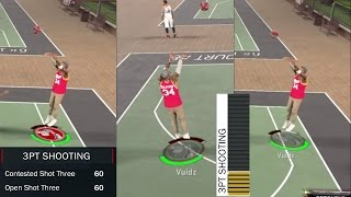 Download GETTING GREENS FROM 3 WITH A SLASHER! | NBA 2K17 MyPark Video