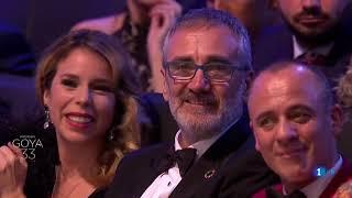 Download Jesús Vidal Heartwarming Speech at Goya 2019 gala Video