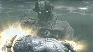 Download Shadow of the Colossus: Malus Final Boss Fight - 16th Colossus (PS3 1080p) Video
