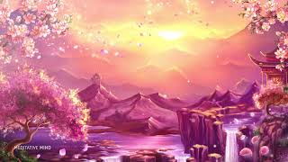 Download 528Hz + 174Hz || Full Body Relaxation Meditation Music Video