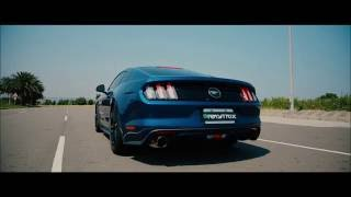 Download Ford Mustang 2.3L EcoBoost | Armytrix App & Remote Control Exhaust System Video