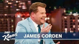 Download James Corden on Kanye, Cats & Doing an American Accent Video