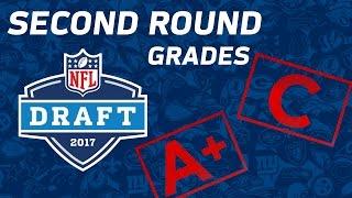 Download 2nd Round NFL Draft Grades | Bucky Brooks & Lance Zierlein | 2017 NFL Draft Video