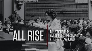 Download All Rise - Reflections on the Ames Moot Court Competition Video