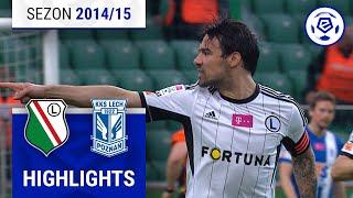Download Legia Warszawa - Lech Poznań 1:2 [skrót] sezon 2014/15 kolejka 31 Video