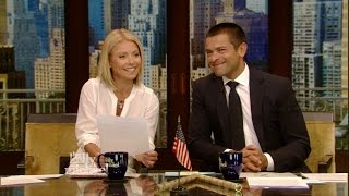 Download Kelly Ripa and Mark Consuelos Address Baby Rumors Video