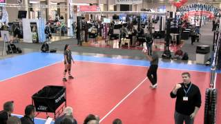 Download Training Visual Skills in Serve Receive Passing Video