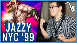 Download Street Fighter III Third Strike: Jazzy NYC '99 Jazz Arrangement || insaneintherainmusic Video