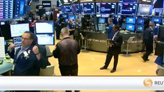 Download Falling oil prices weigh on S&P 500, Dow Video