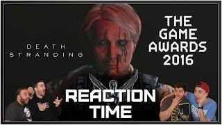 Download Death Stranding - The Game Awards Trailer - Reaction Time! Video