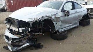 Download BMW 4. Body repair, work with metal. Ремонт кузова, работа с металом. Video