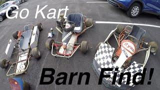 Download Go Kart Barn Find: 3 for $300! Video