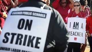 Download Colo. bill would punish teachers who strike Video