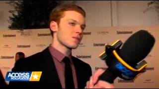 Download Cameron Monaghan Gotham Season 2 Interview Video