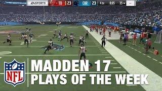Download Best Madden 17 Fan Plays of the Week (3/24) | NFL Video