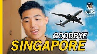 Download I'M LEAVING SINGAPORE - NUS University Exchange Overview Video
