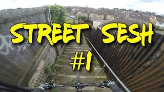 Download Urban Freeride DH/MTB Street - Street Sesh #1 Video