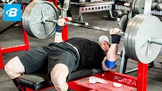 Download How To Bench Press: Layne Norton's Complete Guide - Bodybuilding Video