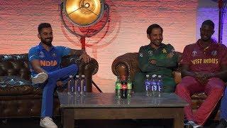 Download Kohli and Sarfaraz agree on the impact of India-Pakistan hype Video