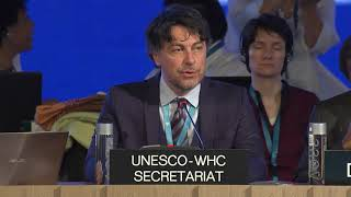 Download 42nd World Heritage Committee 29 June 2018 PM Video