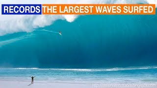 Download BIGGEST WAVES EVER SURFED IN HISTORY | LAS OLAS MÁS GRANDES JAMÁS SURFEADAS Video