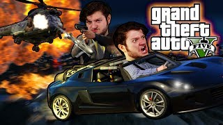 Download GTA 5 - SAVING PRIVATE EVAN! (GTA 5 PC Online Funny Moments) Video