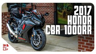 Download 2017 Honda CBR 1000RR | First Ride Video