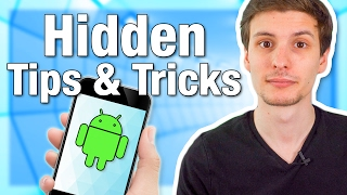 Download Top 10 Hidden Android Features & Tips Video