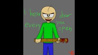 Download Baldi [Baldi's Basics In Education And Learning] - speedpaint Video