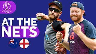 Download CWC19: Final – At The Nets Video