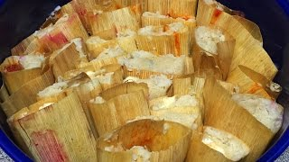Download Tamales De rojo y Chile Con Queso Video