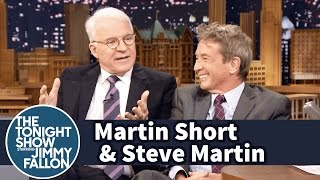 Download Martin Short and Steve Martin Describe First Meeting on ¡Three Amigos! Set Video