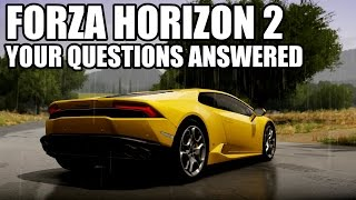 Download Forza Horizon 2 Questions and Answers Video