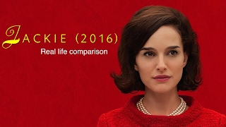 Download Jackie (2016) Compared with Jackie Kennedy Whitehouse tour (1962) Video