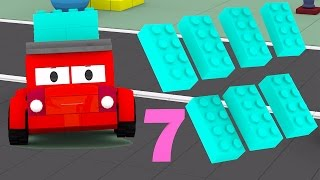 Download Learn numbers with Jeppy: count from One to Eight ! | Educational cartoon for children Video