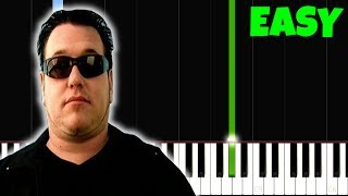 Download All Star, but it's LEGIT EASY PIANO TUTORIAL, I bet 9.999.999$ You Can PLAY THIS! Video