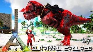 ARK: SURVIVAL EVOLVED - NEW MODDED MANAGARMR, GACHA & REAPER