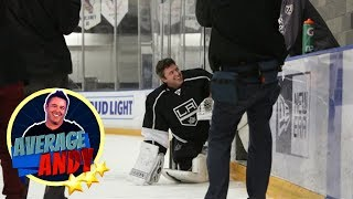 Download 'Average Andy' with the Los Angeles Kings Video