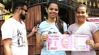 Download New 2000 Rupee Note REVIEW After 500 - 1000 Rupee Note Ban - Baap Of Bakchod - Sid Video
