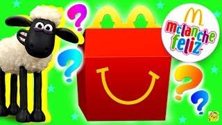 Download MCLANCHE FELIZ DO SHAUN O CARNEIRO, DO JAPÃO Coleção 2017 (ハッピーセット ひつじのショーン) - McDonald's Brinquedos Video