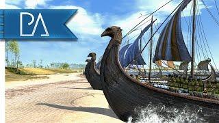MASSIVE BARBARIAN INVASION - Ancient Empires Total War Mod Gameplay