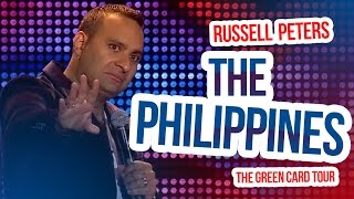 Download ″The Philippines″ | Russell Peters - The Green Card Tour Video