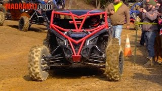Download CAN-AM MAVERICK X3 ENTERS BOUNTY HILL CLIMB at DIRT NASTY Video