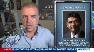 Download The Joe Pags Show | Dinesh D'Souza discusses the Trump protests Video