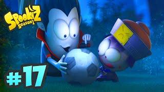Download Spookiz | 117 - PE Class (Season 1 - Episode 17) | Videos For Kids 스푸키즈 Video
