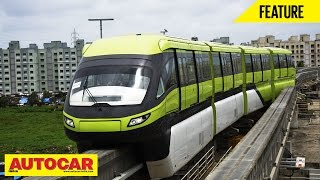 Download The Mumbai Monorail | Feature | Autocar India Video