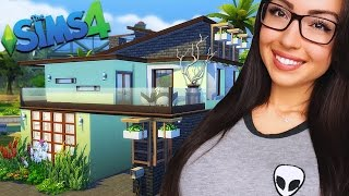Download The Sims 4 - BUILDING OUR FIRST HOUSE!! SIMS 4 Gameplay, Episode 2! (Sims 4 Gameplay) Video