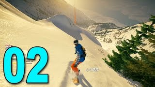 Download STEEP - Part 2 - Shredding the Gnar Video